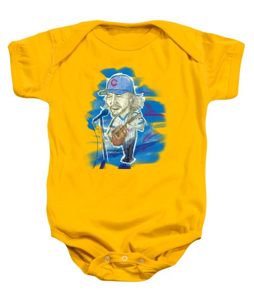 All The Way Baby Onesie