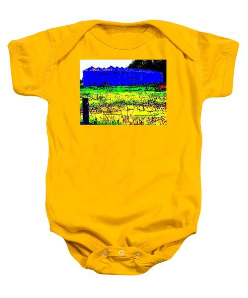 Andys Farm Baby Onesie