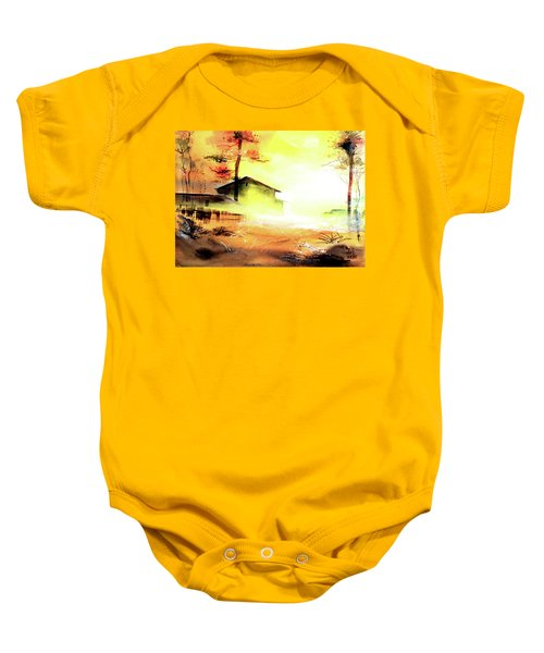 Another Good Morning Baby Onesie