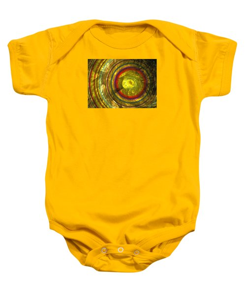 Apollo - Abstract Art Baby Onesie