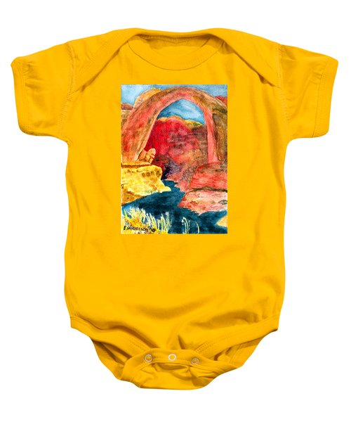 Arizona Rainbow Baby Onesie
