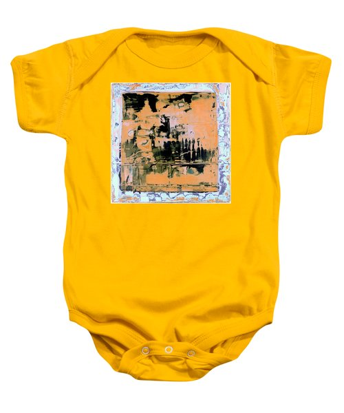 Art Print California 07 Baby Onesie