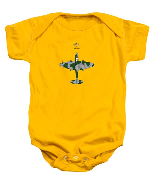 Gloster Meteor Baby Onesie
