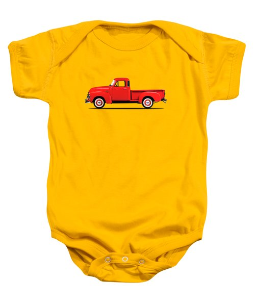 The 3100 Pickup Truck Baby Onesie