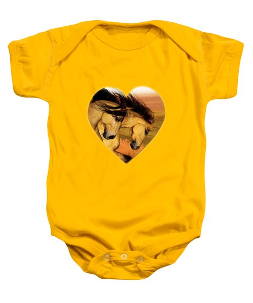 The Buckskins Baby Onesie