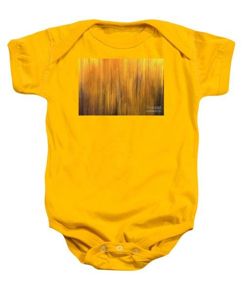 Aspen Blur #5 Baby Onesie