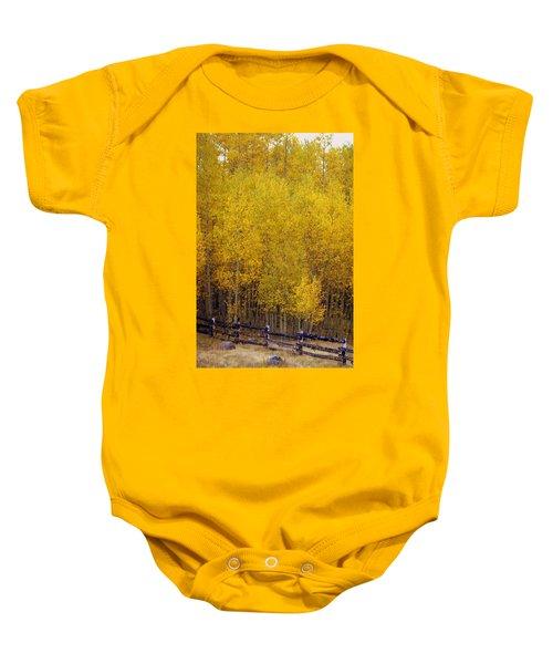 Aspen Fall 2 Baby Onesie