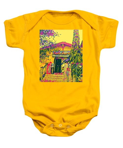 Austin Java Electric Baby Onesie