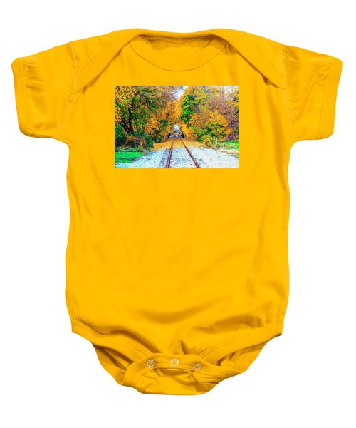 Autumn Days Baby Onesie