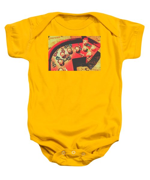 Backstage Pass Baby Onesie