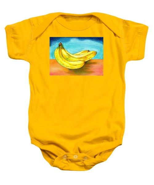 Bananas Baby Onesie