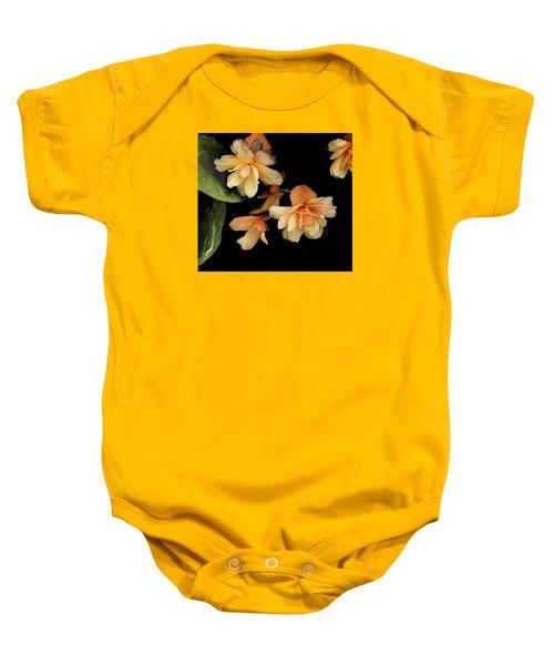 Begonias 2 Baby Onesie