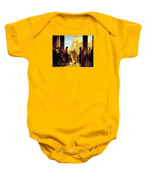 Behold The Man Baby Onesie