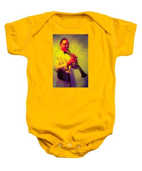 Benny Goodman Baby Onesie