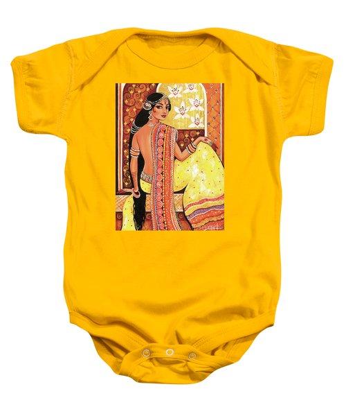 Bharat Baby Onesie by Eva Campbell