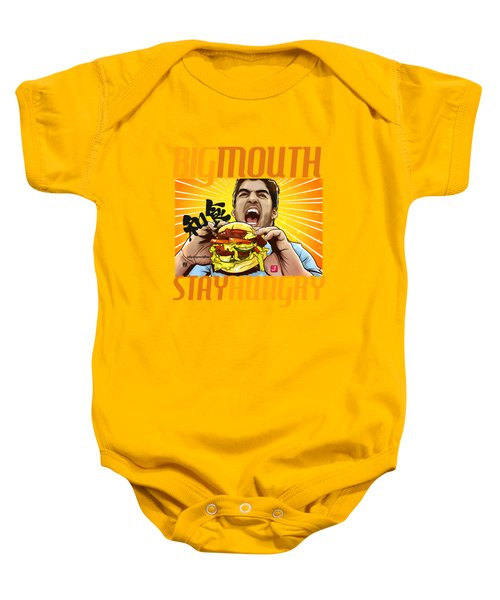 Bigmouth Baby Onesie by Akyanyme