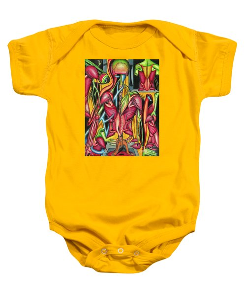 Biological Fusion Baby Onesie
