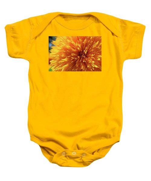 Blooming Sunshine Baby Onesie