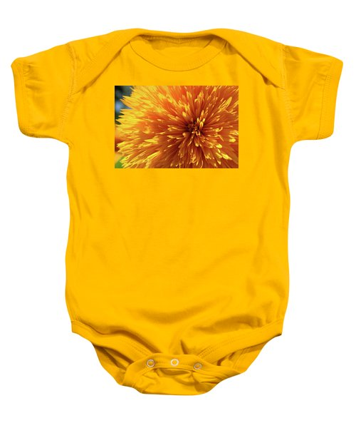 Blooming Sunshine Baby Onesie