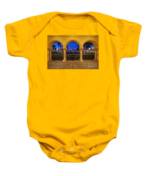 Baby Onesie featuring the photograph Within The Frame by Sam Antonio Photography