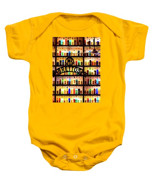 Brettos Bar In Athens, Greece - The Oldest Distillery In Athens Baby Onesie