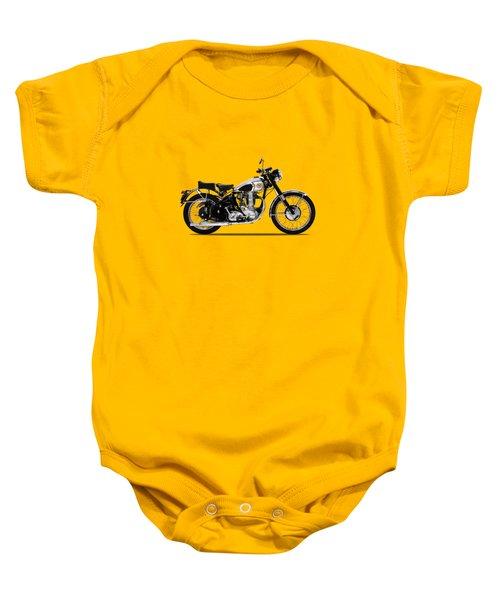 Bsa Gold Star 52 Baby Onesie