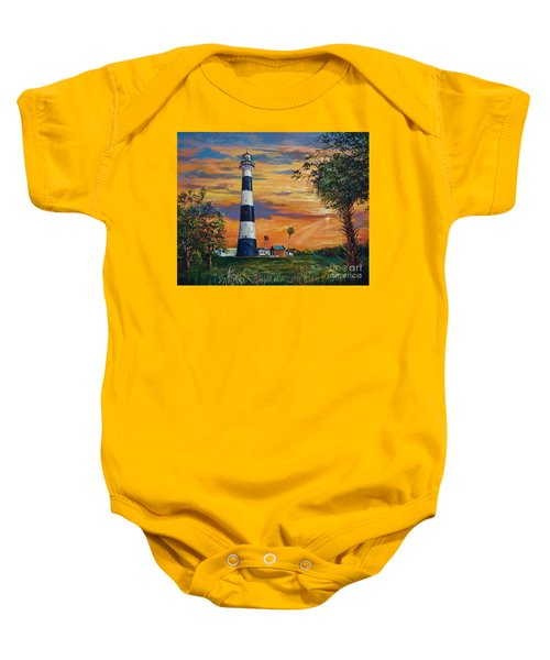 Cape Canaveral Light Baby Onesie