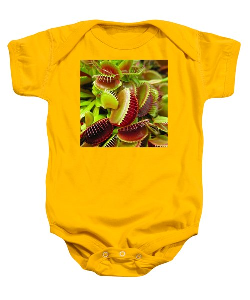 Carnivores Baby Onesie