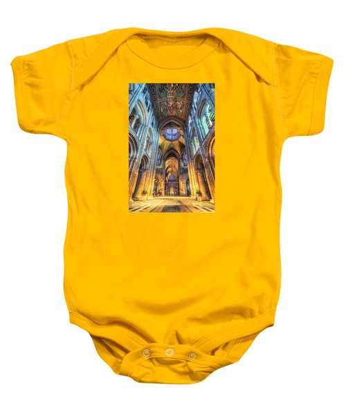 Cathedral Baby Onesie