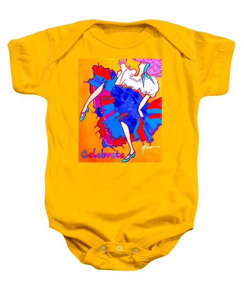 Celebrate Baby Onesie