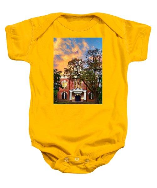 City Hall Baby Onesie