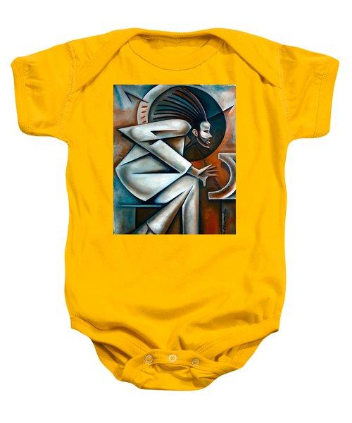 Clockwork Baby Onesie