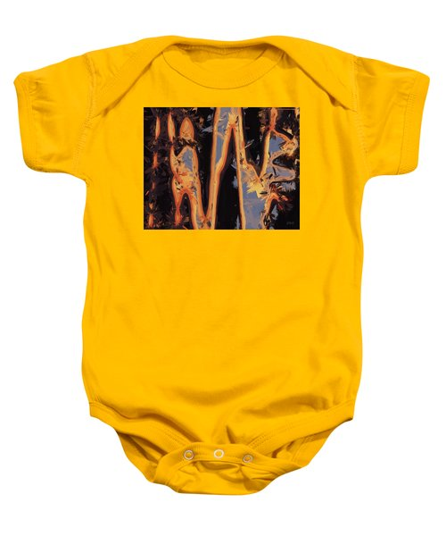 Color Abstraction Xli Baby Onesie