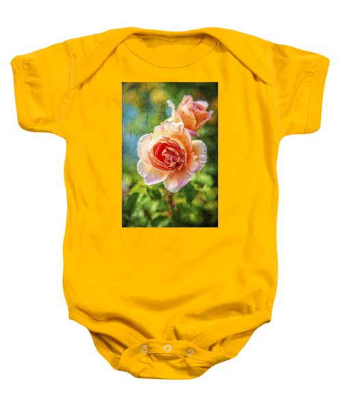 Color Of The Rose Baby Onesie