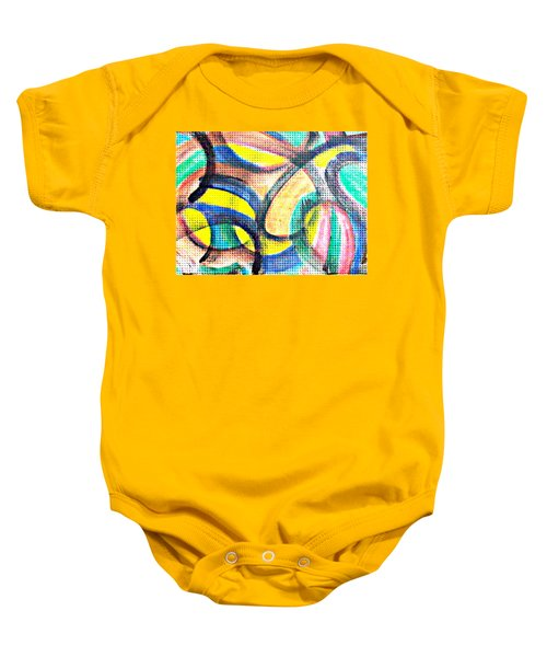 Colorful Soul Baby Onesie