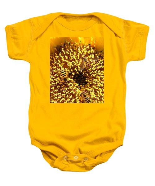 Colour Of Honey Baby Onesie