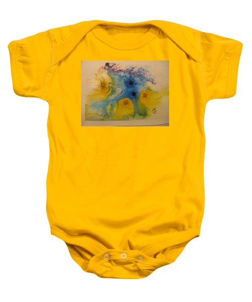Colourful Baby Onesie