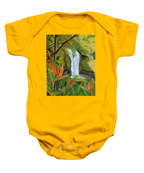 Conquest Of Paradise Baby Onesie