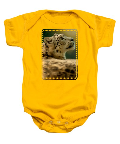 Contemplation Baby Onesie