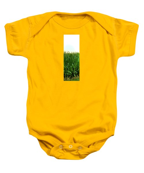 Corn Of July Baby Onesie