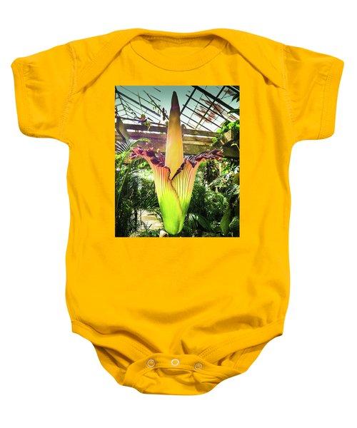 Corpse Plant Baby Onesie