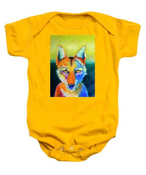 Coyote Baby Onesie