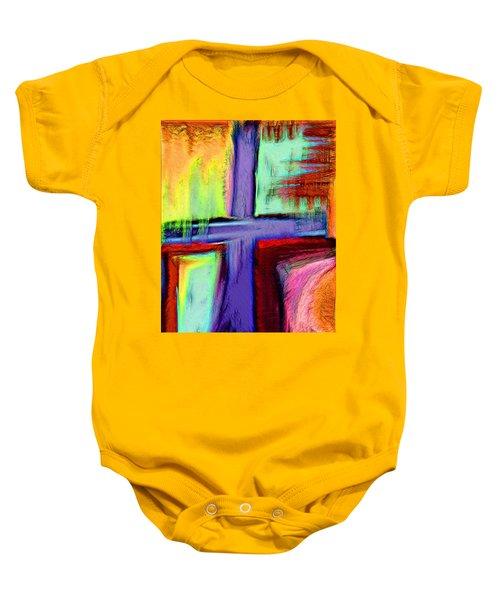 Cross Of Hope Baby Onesie