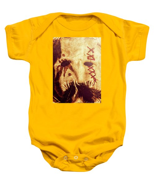 Crows For The Eating Baby Onesie