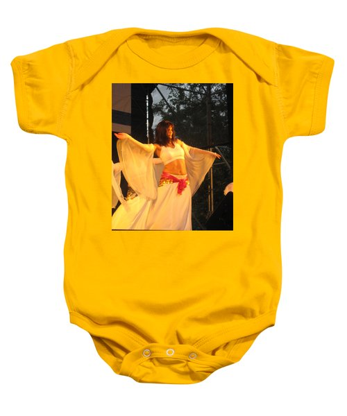 Dancer Baby Onesie