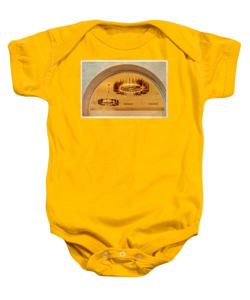 Deco Arches Baby Onesie