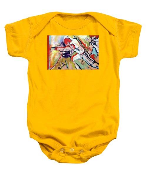 Defense Surge Baby Onesie