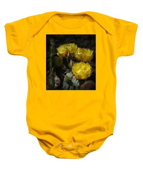 Desert Blooming Baby Onesie