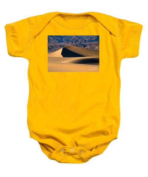 Desert Sand Baby Onesie