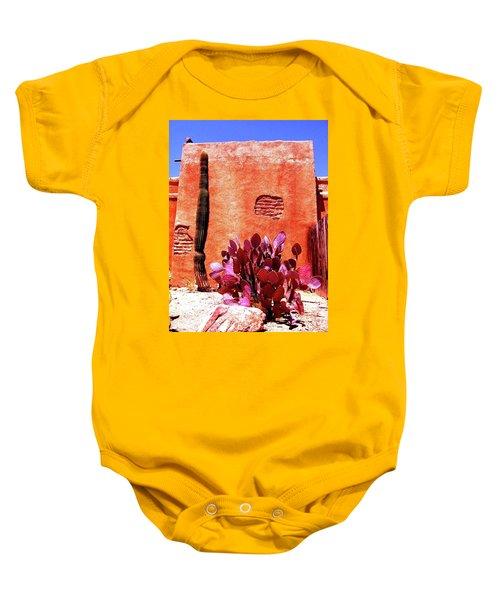 Desert Solace Baby Onesie